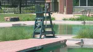 Webber Pool Closes Again Due To Water Quality [Video]