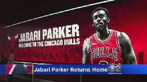 Jabari Parker To Play For Bulls [Video]