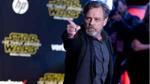 Mark Hamill Trolls 'Star Wars' Fans [Video]