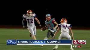 Staying ahead of summer sports injuries [Video]
