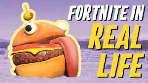 How Fortnite and the Real World Collided for a Spectacular ARG [Video]