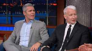 Anderson Cooper Stole Andy Cohen's Line For A Trump Clinton Debate [Video]
