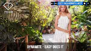 Dynamite Clothing presents Easy Does It with the Ready In Five Picks for Summer | FashionTV | FTV [Video]