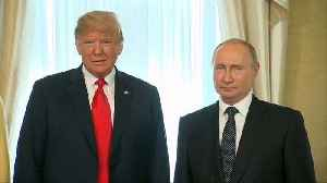 President Trump holds President Putin personally responsible for meddling in 2016 election [Video]