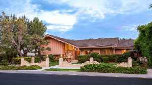 Brady Bunch Home For Sale [Video]