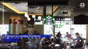 Starbucks to Open Location Where All Employees Use Sign Language [Video]