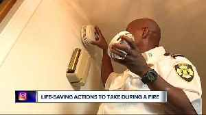 Detroit Fire: 4 life-saving tips to protect your family from a house fire [Video]