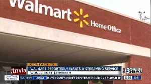 Walmart reportedly wants a streaming service [Video]