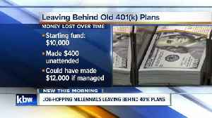 Managing a 401(k) plan is an after thought for some [Video]