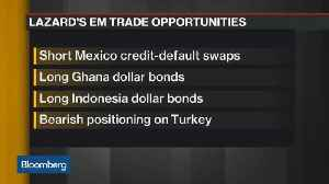 Lazard Picks Through Ashes of Emerging-Market Rout [Video]