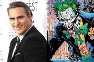 Joaquin Phoenix Joker movie gets a title and release date [Video]