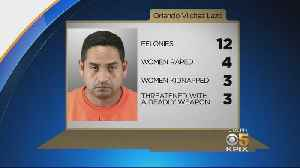 So-Called 'Rideshare Rapist' Targeted Women Leaving Two San Francisco Bars [Video]
