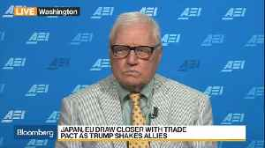 U.S. Tariffs Not Right Way to Challenge China, AEI's Barfield Says [Video]