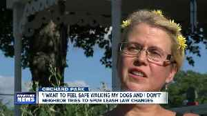 Neighbor tries to spur leash law changes [Video]