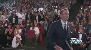 Nick Foles earns ESPY Award [Video]