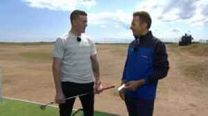 The Open Zone Day 1 - Jordan Pickford [Video]