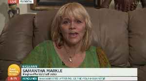 Samantha Markle Lashes Out At Meghan Again [Video]