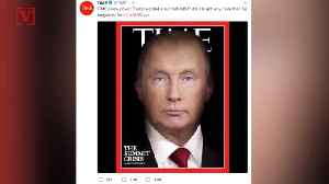 TIME Magazine Merges Trump and Putin on Latest Cover [Video]