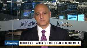 What to Watch for in Microsoft's Fourth-Quarter Results [Video]