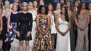 140 Victims Of Larry Nassar Bring Down The House at ESPY Awards [Video]