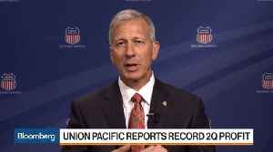 U.S. Needs to Stay in Nafta, Union Pacific CEO Says [Video]