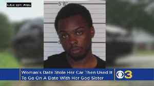 Man Steals Date's Car, Then Uses It For Another Date [Video]