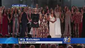 ESPY's Honor Victims Of Former Dr. Larry Nassar [Video]