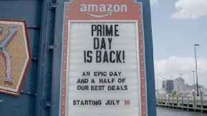 Amazon's Prime Day Sales Estimated To Be Over $4 Billion [Video]