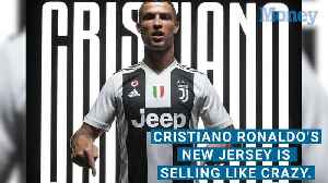 Cristiano Ronaldo's New Team Sold $60 Million Worth of His Jerseys in the First 24 Hours They Were Available [Video]