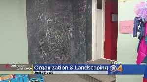 Day of Service Project Serves Nonprofit for Grieving Children [Video]