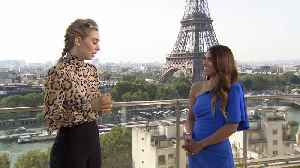 Vanessa Kirby Talks 'Mission: Impossible – Fallout' [Video]