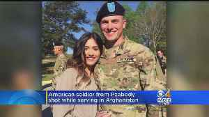Peabody Soldier Shot, Wounded During Ambush In Afghanistan [Video]
