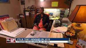 At least 920 Florida teachers out of jobs after failing state test, despite 'effective' evaluations [Video]