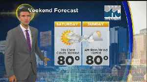 WBZ Evening Forecast For July 19 [Video]