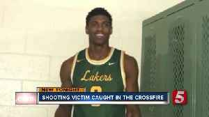 Teen Still Hospitalized After Being Caught In Crossfire [Video]