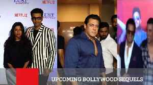 Upcoming Bollywood Sequels [Video]