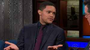 Trevor Noah Responds To French Ambassador About African World Cup [Video]