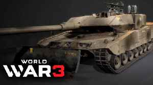 World War 3 - Leopard Tank Showcase [Video]