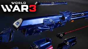 World War 3 - Weapon Showcase [Video]