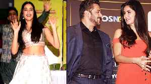 Salman Khan - Katrina Kaif MADE Janhvi Kapoor DANCE [Video]