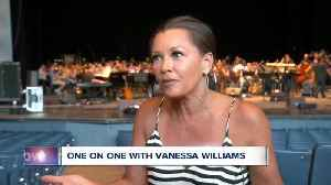 The Buffalo connection to actress-singer Vanessa Williams that you didn't know about [Video]