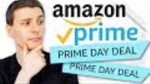 The BEST Tech Deals for Amazon Prime Day! (YA BLEW IT THEY'RE GONE LOL) [Video]