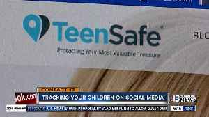 Technology is helping you track your children on social media [Video]
