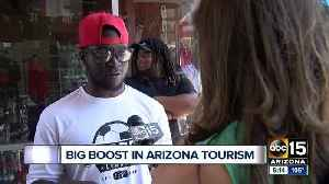 World soccer event brings tourism boost to Arizona [Video]