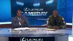 Full Interview: Vern Glenn And Panthers RB C.J. Anderson [Video]