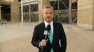 Reporter Update: Reaction Mixed To Miami Dolphins' Anthem Policy [Video]