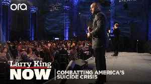 Kevin Hines survived jumping off The Golden Gate Bridge [Video]