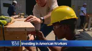Vocational Training Helps Fill Skill Gaps As Job Market Tightens For Employers [Video]