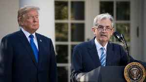 Trump Criticized Federal Reserve for Raising Interest Rates [Video]
