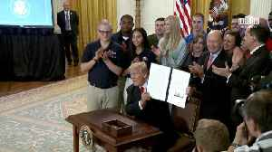 Trump Signs Off On The National Council for the American Worker [Video]